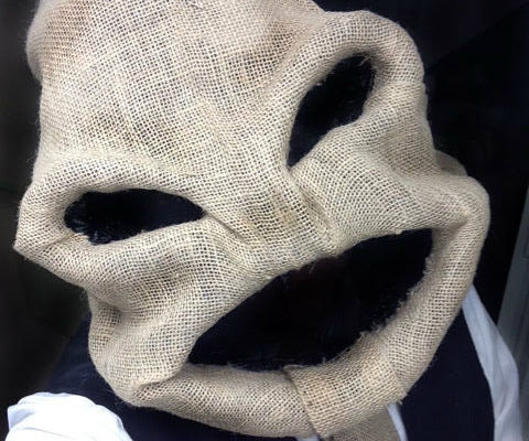 Oogie Boogie Mask