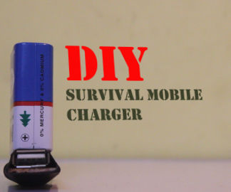 DIY PORTABLE POWER BANK