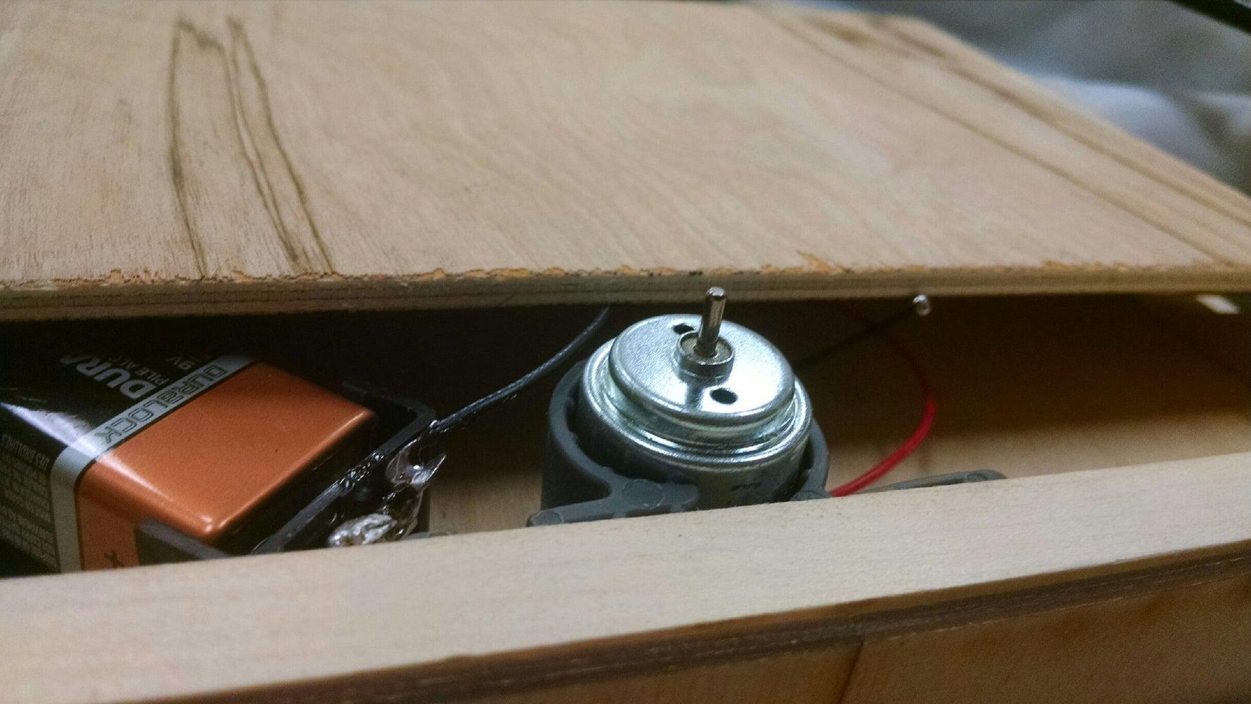 Motor & Wiring