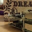 "Twin Raspberry Pi B+ Rack ""Case"""