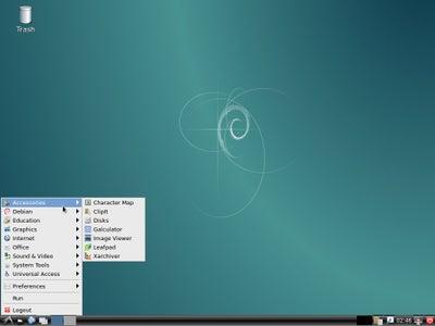 Installing a Desktop Environment
