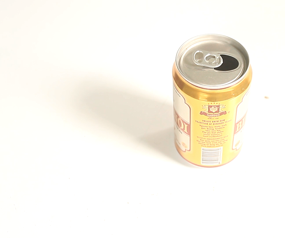 Making a simple cup from can