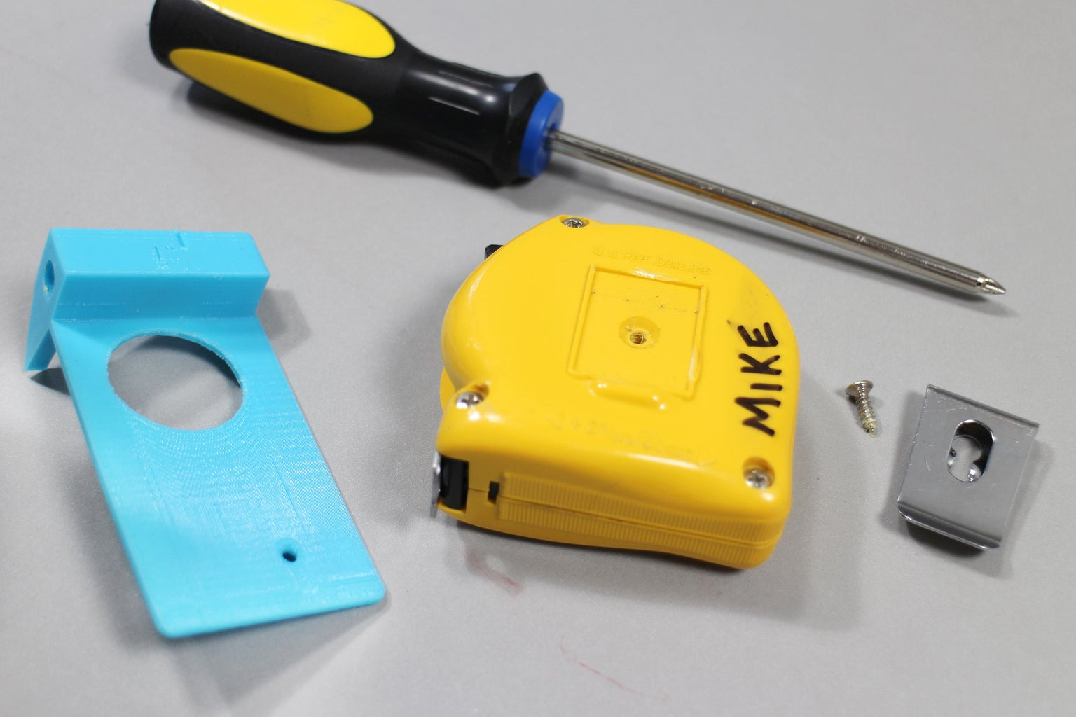 Attach to Tape Measure