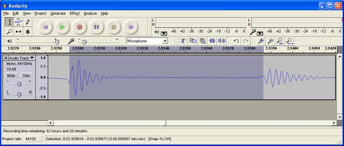 Determine the Speed of Sound