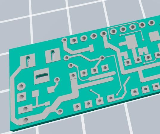 Make a 3D Printed Circuit Board That WORKS