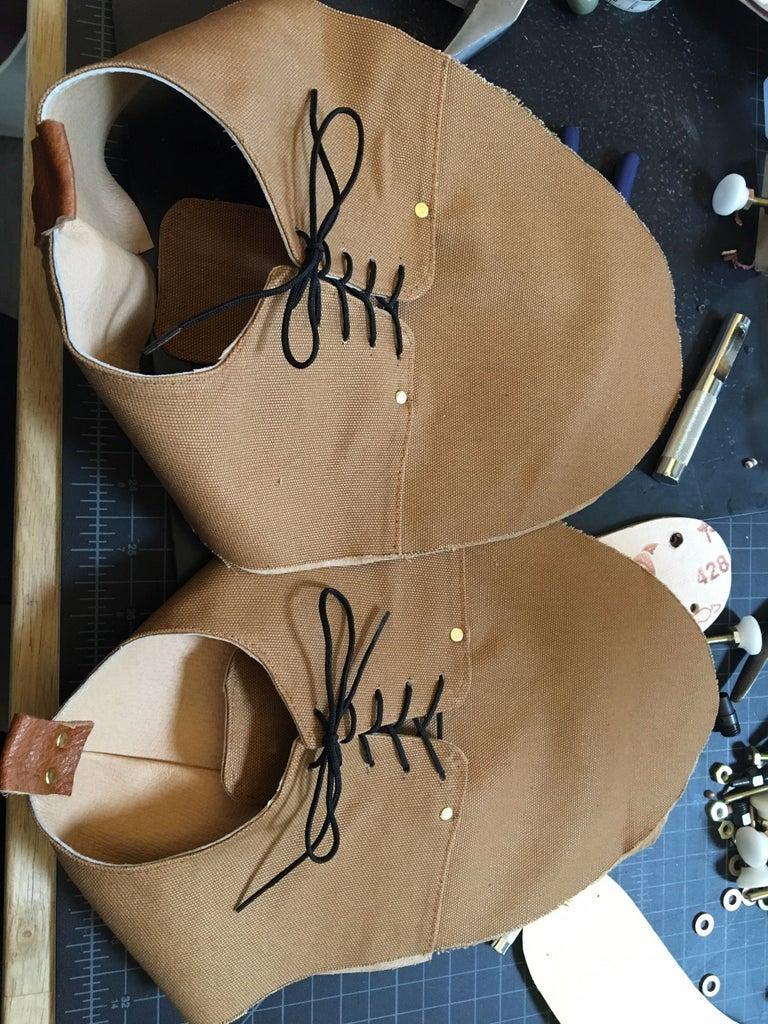 Cutting and Stitching
