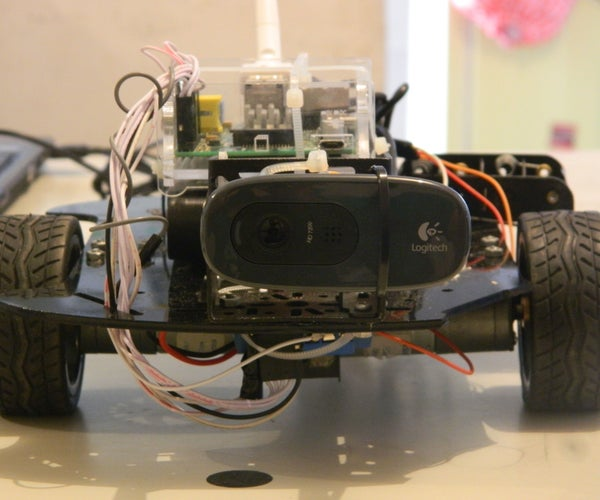 The RR.O.P. - RaspRobot OpenCV Project