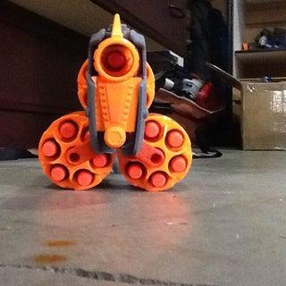 18 Shot Nerf Strongarm