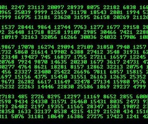 How to Make a Matrix Batch File( THIS IS THE OLDER VERSION OF THIS INSTRUCABLE!!! CHECK MY PAGE FOR THE NEWER ONE!!!)
