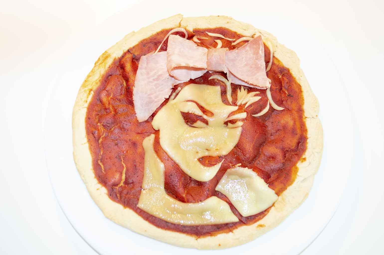 Make a Pizza Portrait