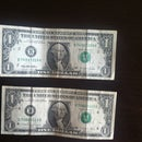 How to Tell a Real  Dolar Bill From a Fake