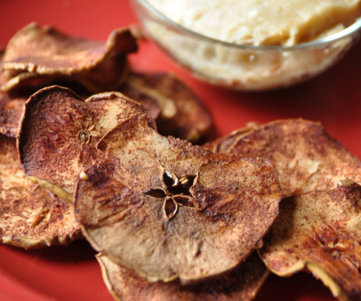 How To Make Apple Chips | Healthy Vegan Snack