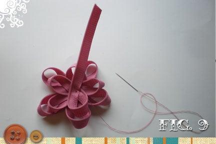 Tie Off Thread