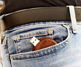 Polymer Clay Macaron USB Flash Drive