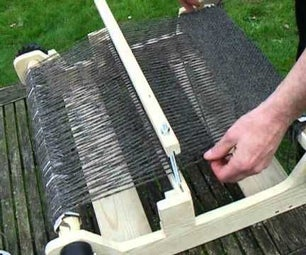 OHLOOM - an Open Hardware Loom