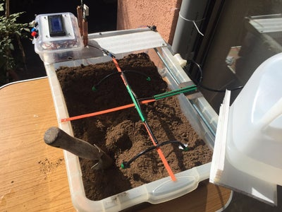 The ArduFarmBot in Action