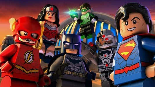 How to Make a Lego: Superhero Costume