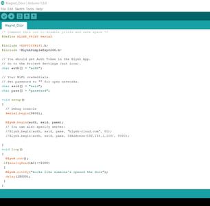 Programming the NodeMCU