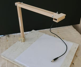 A Sub $10 MetaPrax Document Camera Setup for Video Conferencing