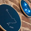 Zodiac Embroidery