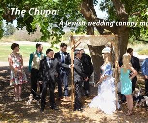 Chupa Jewish Wedding Canopy