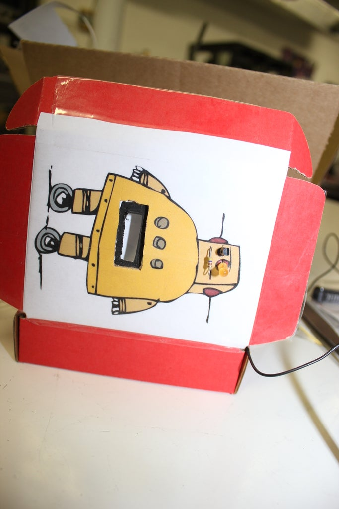 Step 008 - Adding the Electronics
