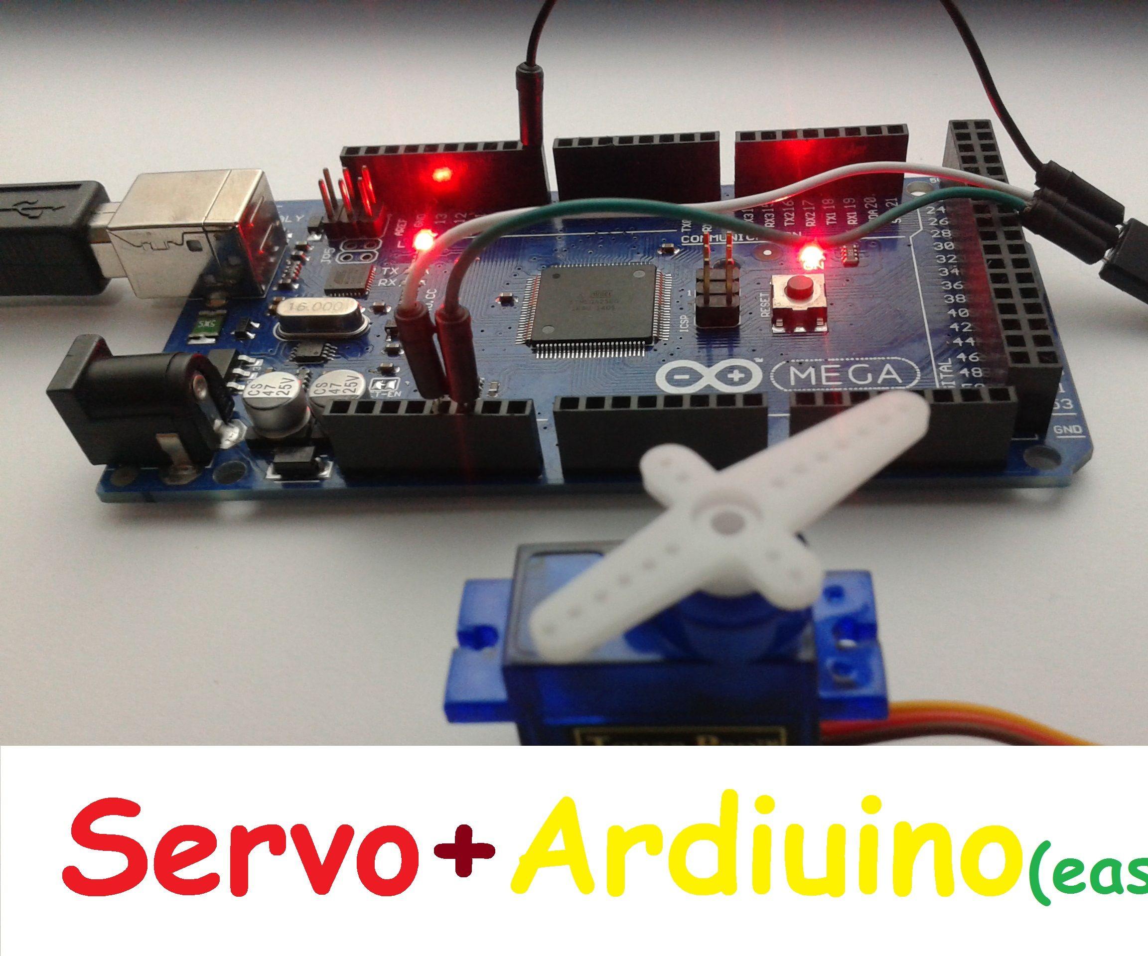 Learn SERVO Control (at a Glance)