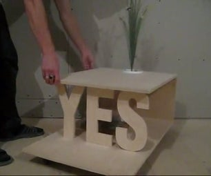 Diy Table YES