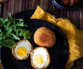Cameroon Scotch Eggs