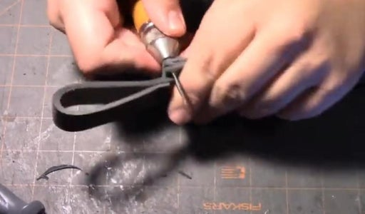 Punch and Sew It Together