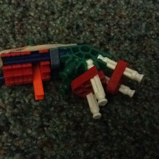 Super Small Knex Pistol