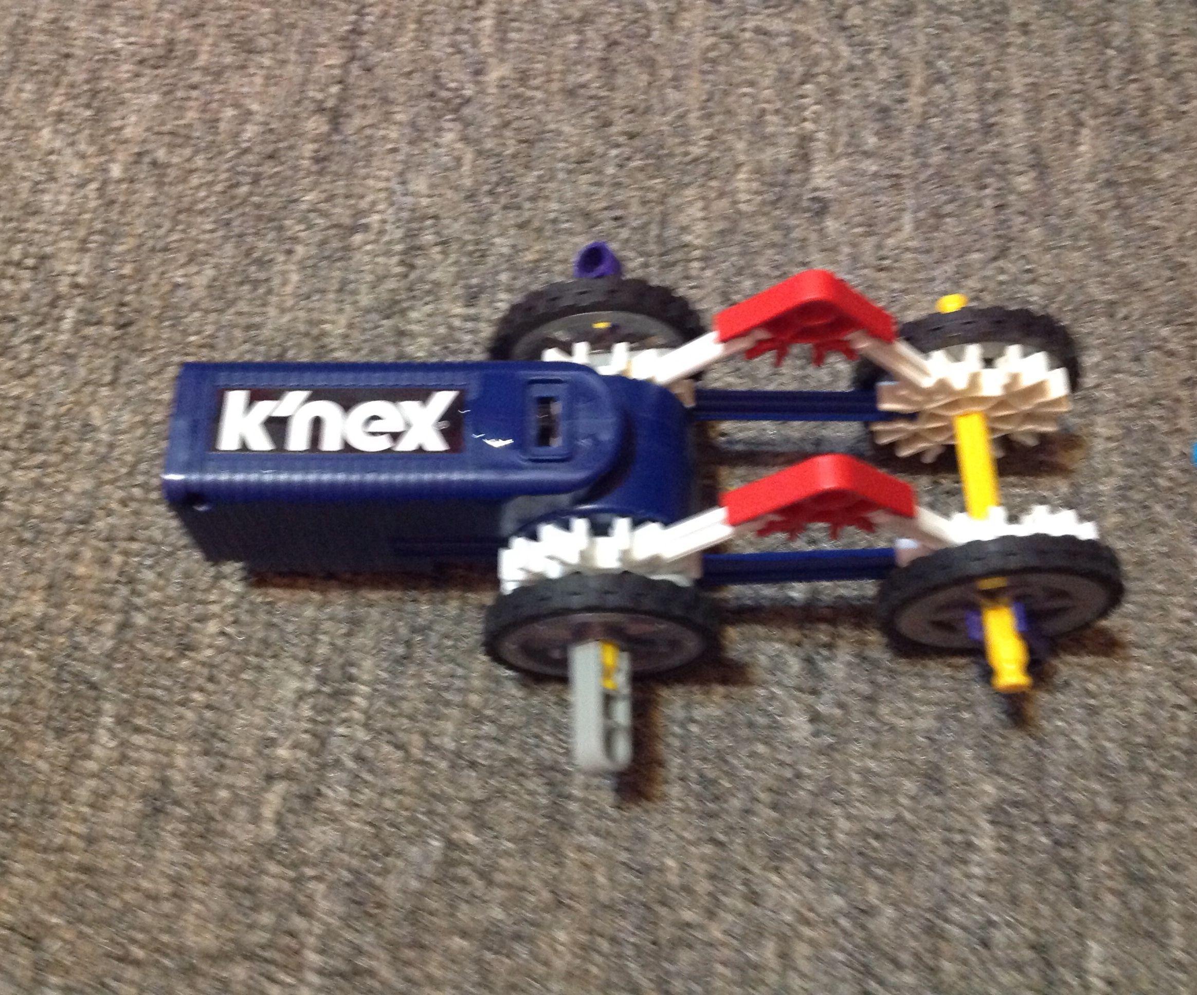 How to Make a Knex Car