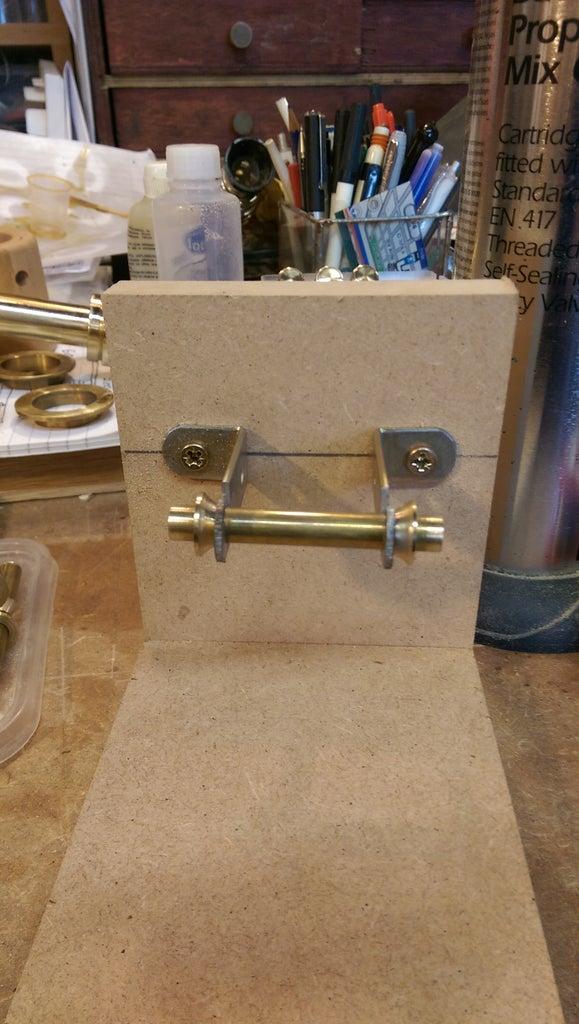Woodwork and Brass Work Part 1.