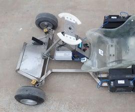 Kart Electrico 2000Wat
