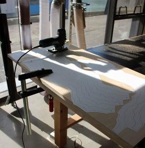 TIP 3 - Cut Big Sheets Into Managable Sections
