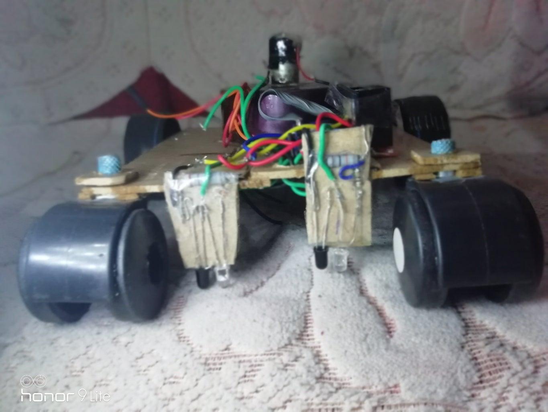Making Vaccum Turbine / Dust Collector