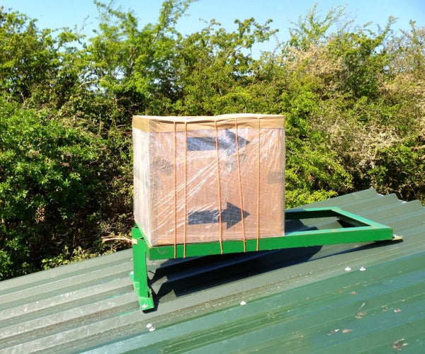 Honey Bee Swarm Catch Hives