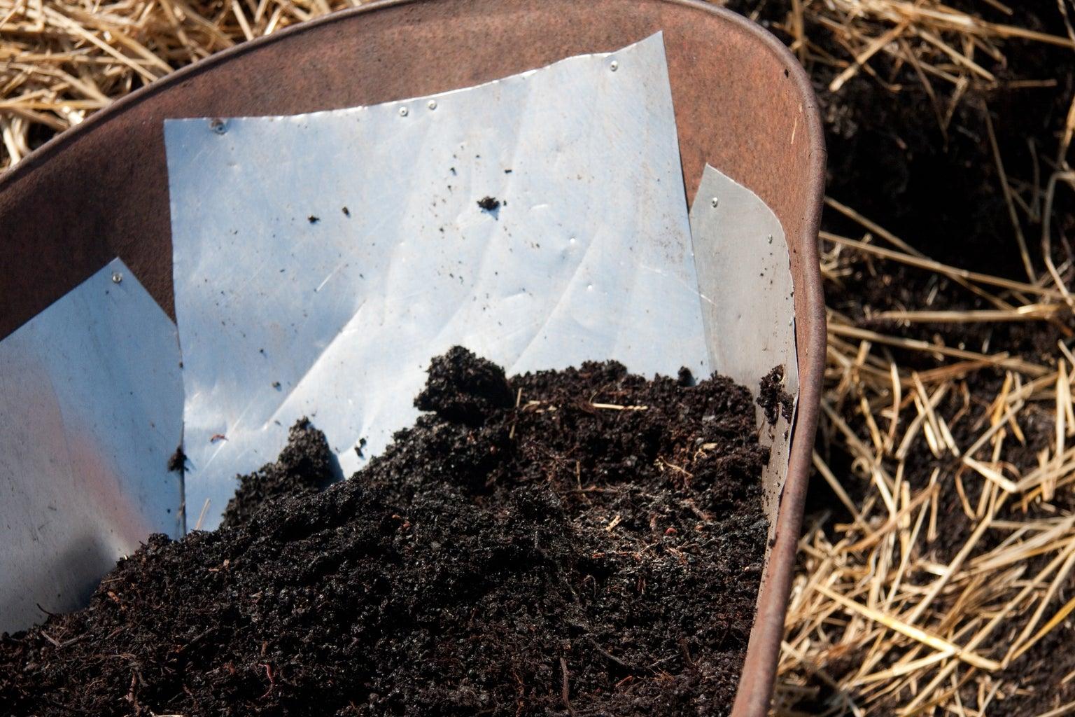How to Repair a Rusty Wheelbarrow