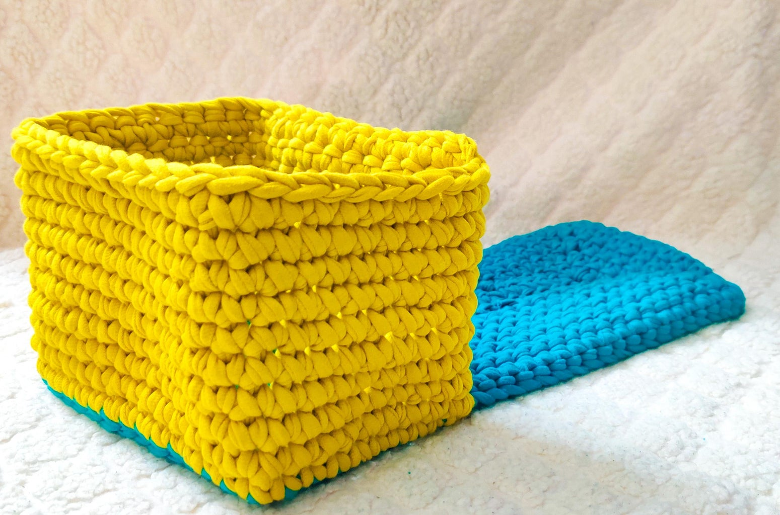 Sides of the Truck Basket:-