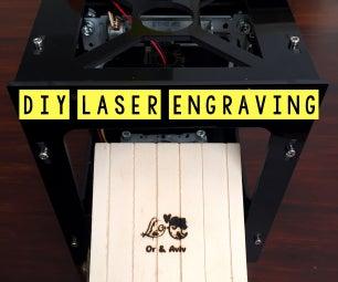DIY Laser Engraving