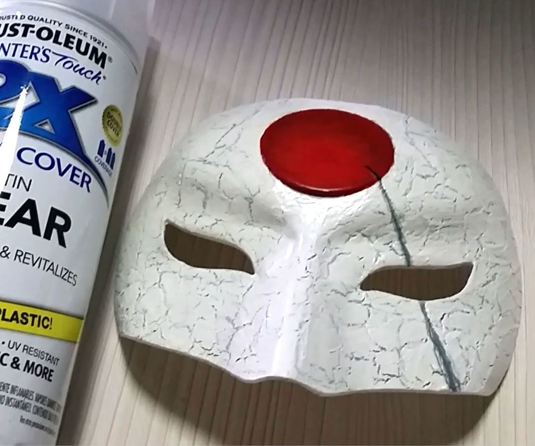 DIY Katana Mask From the Suicide Squad Film