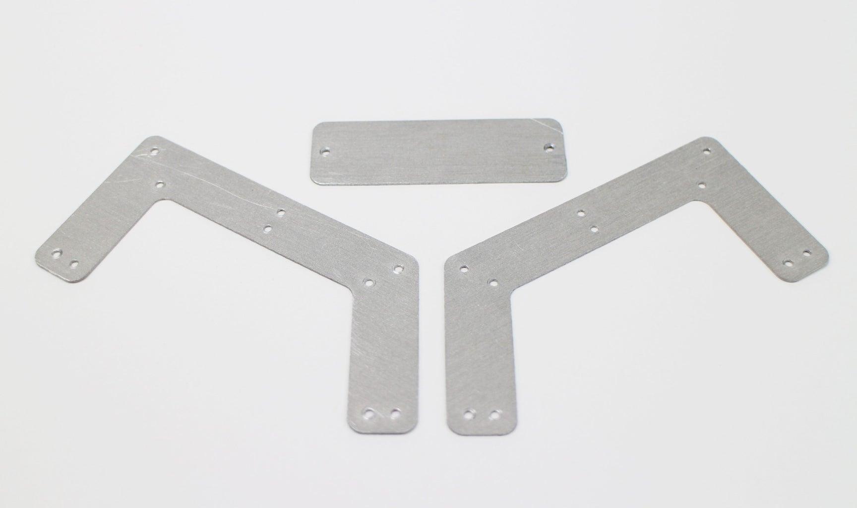 Watch Metal Side Plates