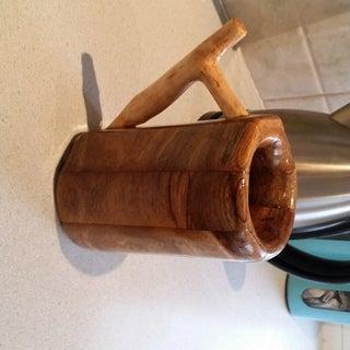 'Viking' Beer Mug (no Power Tools - the Bushcraft Way)