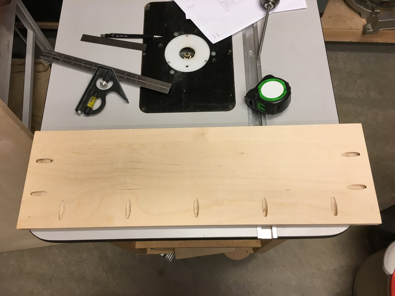 Cut and Install the Back Piece