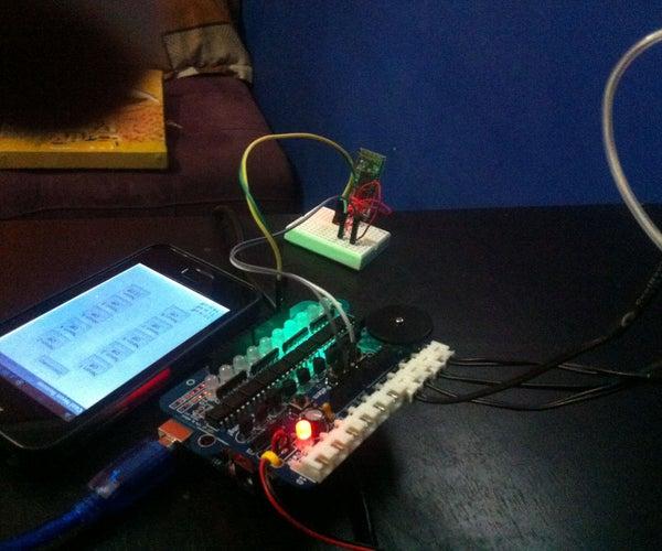 Remote-Controlled Cool Neon El Wire