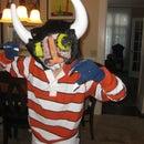 Where the Wild Things are Carol/Moshie costume