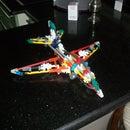 K'nex Royal Air Force Red Arrow