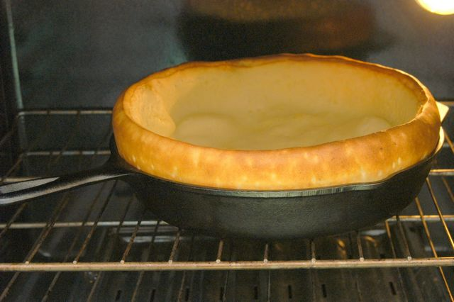 Easy-Bake Dutch Baby