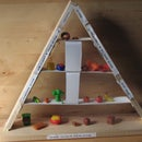 How to make a 3d food pyramid