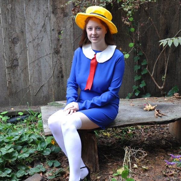 Adult Madeline Costume